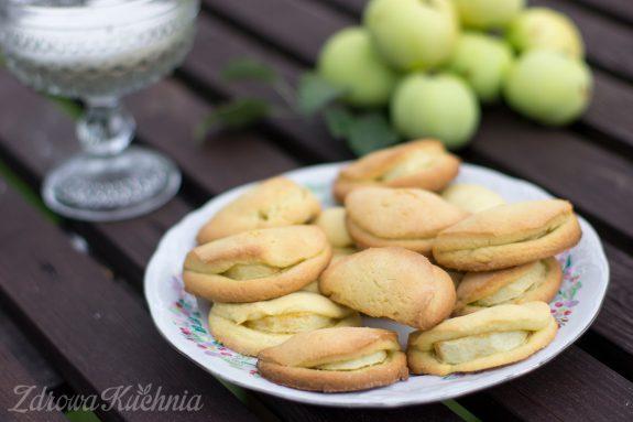 Ciasteczka zjabłkami