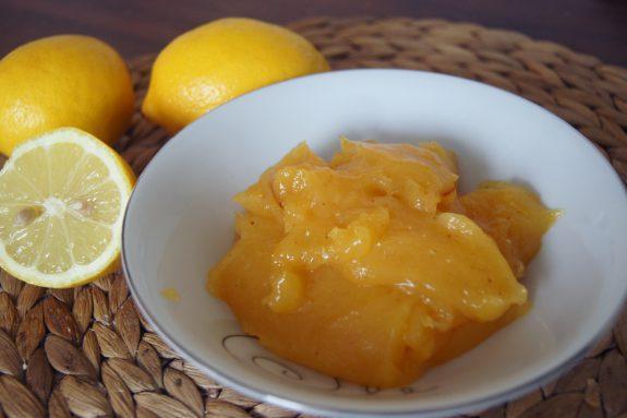 Lemon curd bez masła – krem cytrynowy