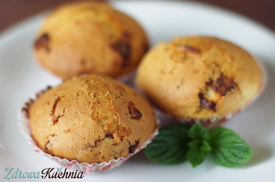 Muffiny zczekoladą