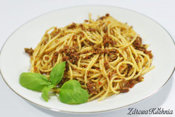 Pesto rosso (pesto zsuszonych pomidorów)