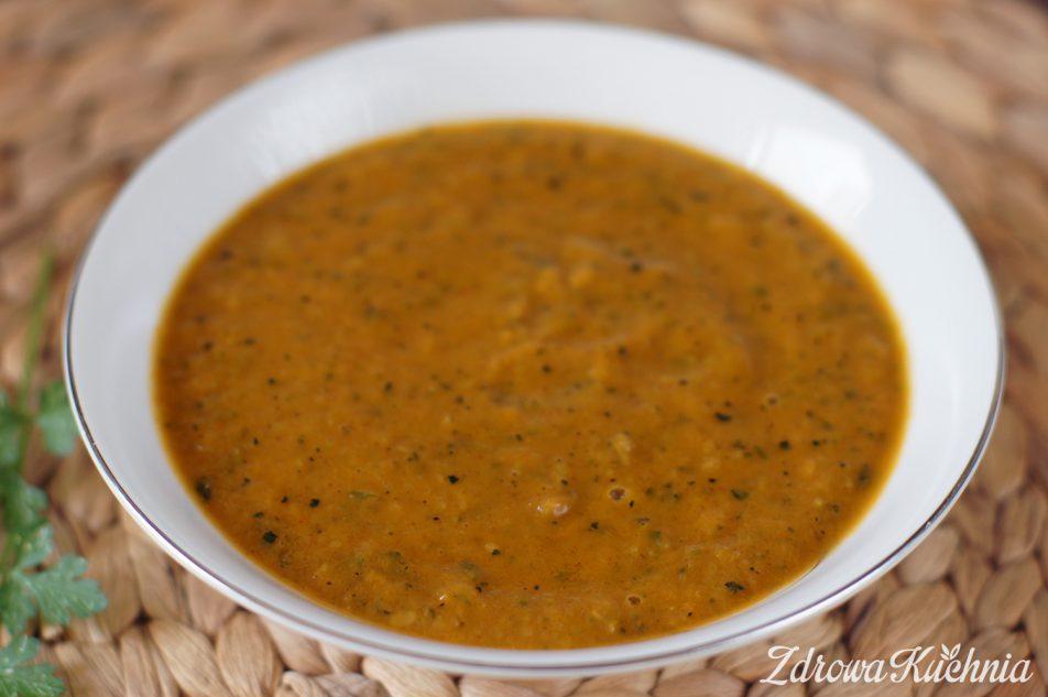 Zupa krem zcukinii