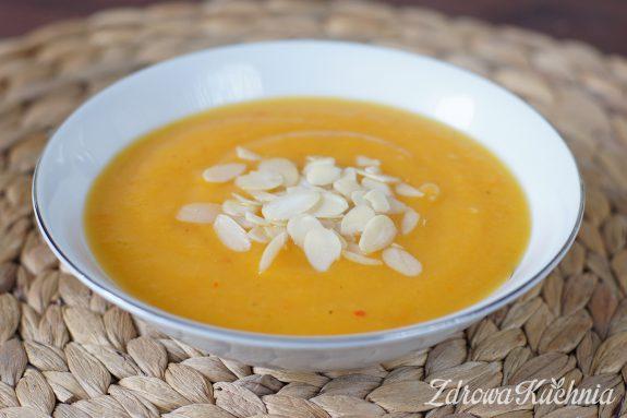 Zupa krem zpieczoną dynią