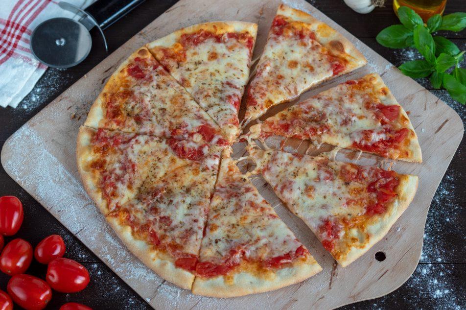Pizza nowojorska